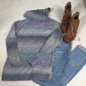 Cute multi colored sweater
